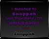 [Sn] Donation - 10K