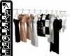 $.Dresses rack