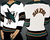 San Jose Sharks Jersey M