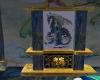 Fairy Dragon Fireplace