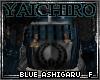 Blue Ashigaru Armor F