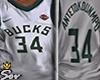 NBA Bucks Jersey