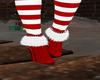 Santa Baby/Elf Fur Boots