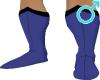 V-Force Boots Blue M