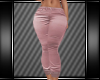 [L] PINK CASUAL JEANS