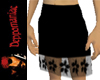 Fleur Skirt BLACK