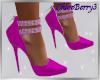 Scarlett Heels Pink