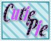 M/F Cutie Pie Headsign