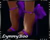 *Jacinta Purple Heels