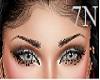 (SH) BROWN HOT Eyebrows
