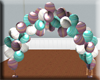 Party Balloon Arch!
