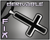 DERIVABLE Inverted Cross