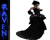 Ravens Formal Gown
