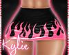 RLL Plastic Flame Skirt