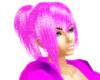 Pink Neon Rave Hair
