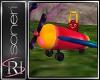 Kids toy plane