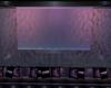 Blush Glass Doors