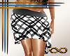 [CFD]F15 Ash Plaid Skirt
