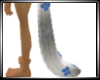 Silver Furry Tail