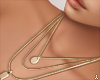 $ Spring Gold Necklaces