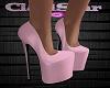 Spring Boho Heels