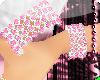 *S Baby Pink Bracelet