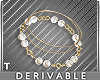 DEV Pearl Bracelet L