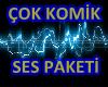 Turkce komik ses