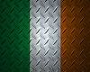 Irish Flag Diamond Plate