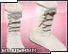 *B*Creamy Ugg Boots