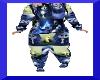 Cassie Panda Kid Pyjamas
