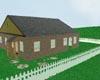 Four Room Cottage