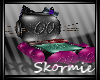 [SK]KITTY BED(DERIVABLE)