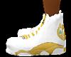 (D101)Jordans/Gold