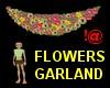 !@ Flowers garland