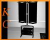 [KC] BLACK TOWELS