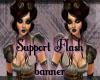 Support Flash Banner