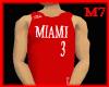 Miami Heat Jersey/ Wade