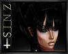 [SIN]- Hair Abby Black
