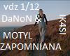DaNoN&MOTYL ZAPOMNIANA