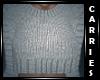 C White Sweater