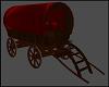 Gypsy  Wagon Red