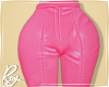 Hot Pink Leather Pants