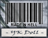 [!] Made In Hell