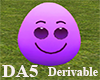 (A) Easter Egg Face V2