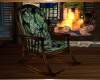 Mid Summer Rocking Chair