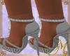 *M S askias Blue Heels