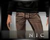 [Nic]Guilty Men Pants