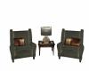 LH Elegant Coffee Chairs
