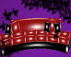 PVC Couch [Red]
